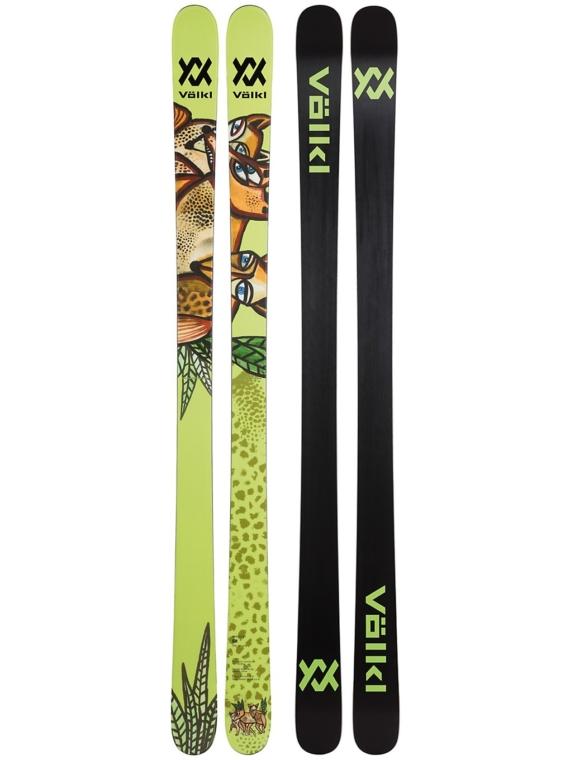 Völkl Revolt Flat 87mm 169 2021 Skis patroon