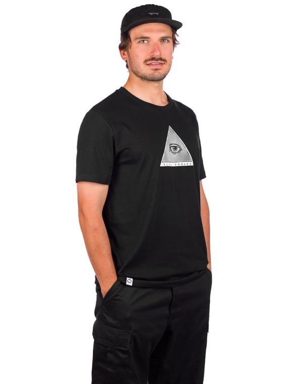 Blue Tomato Visions T-Shirt zwart