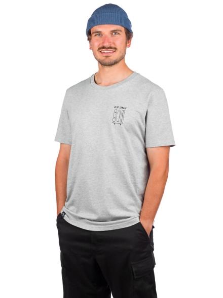 Blue Tomato BT Choose T-Shirt grijs