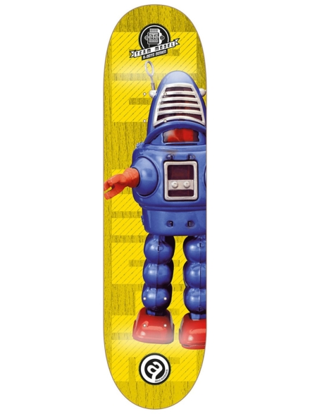 "About Abots Pro 8"" Skateboard Deck patroon"