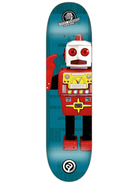 "About Abots Pro 7.75"" Skateboard Deck patroon"