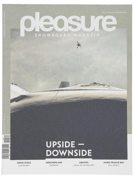Pleasure #134 Magazin patroon