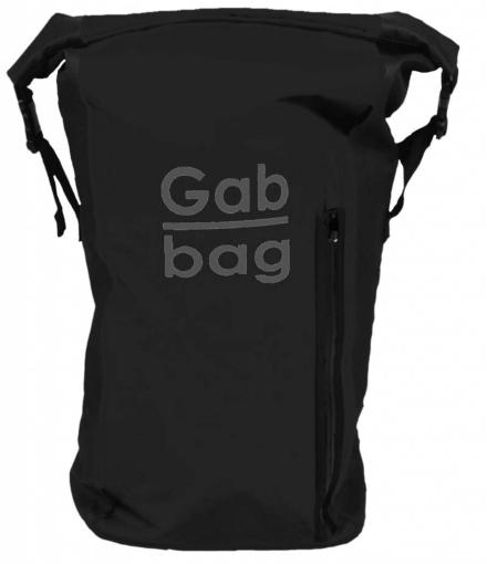 Gabbag Reflective 35L waterdichte rugzak zwart