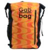 Gabbag The Original II 35l waterdichte laptop rugzak Oranje