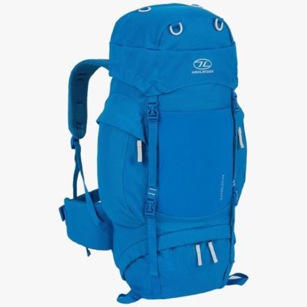 Highlander Rambler 44l backpack unisex blue