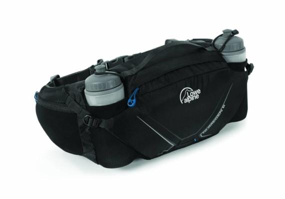 Lowe Alpine Nijmegen wandel heuptas 6 liter zwart