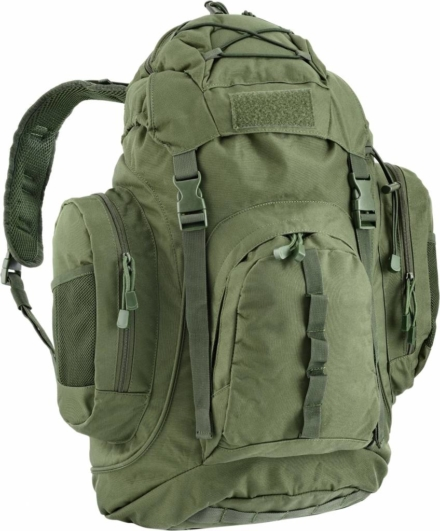 Defcon 5 Tactical Assault -50l backpack Olive green