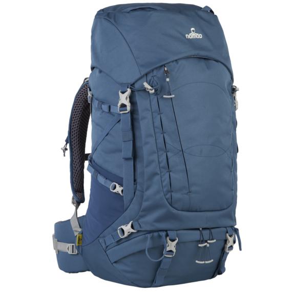 Nomad Topaz SF 50l backpack dames Titanium