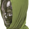 Pro-force Headover nekwarmer balaclava sjaal olive