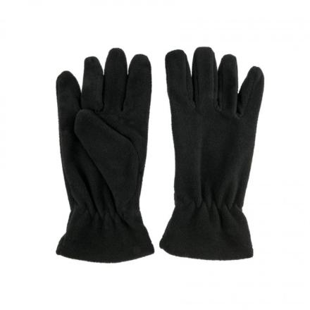 Highlander Fleece handschoenen medium zwart