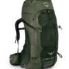 Osprey Aether AG 85l backpack heren Adirondack Green