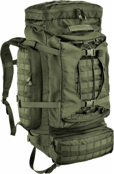 Outac Multirolle backpack 67l olive green