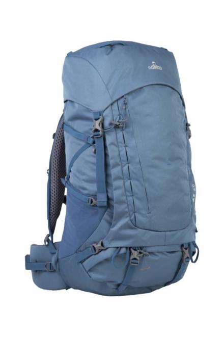 Nomad Topaz 60l backpack heren Titanium blauw