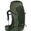 Osprey Aether AG 60l backpack heren Adirondack Green
