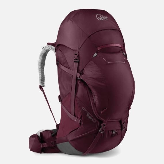 Lowe Alpine Cerro Torre ND 60:80l backpack dames Fig