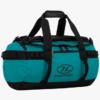 Highlander Storm Kitbag 30l duffle bag aqua green